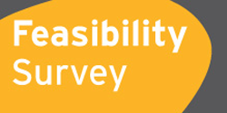 feasibility survey button