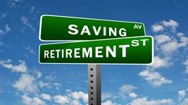Saving for retirement